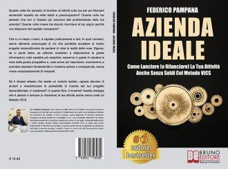 Federico Pampana, Azienda Ideale: Il Bestseller che insegna come lanciare un business di successo