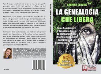 """Libri: """"La Genealogia Che Libera"""" di Sabrina Gervino rivela come raggiungere il benessere fisico ed emozionale"""