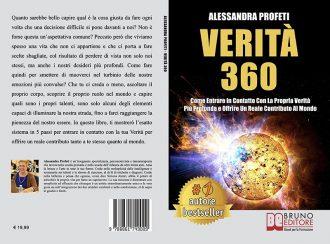 Alessandra Profeti, Verità 360: Il Bestseller che insegna come scoprire se stessi
