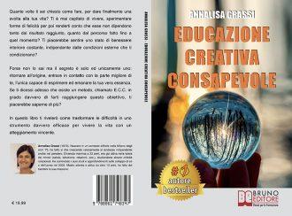 """Libri: """"Educazione Creativa Consapevole"""" di Annalisa Grassi rivela il metodo E.C.C."""