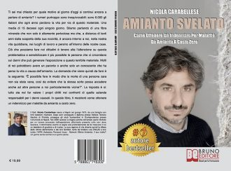Nicola Carabellese, Amianto Svelato: Il Bestseller che mostra l'importanza di ottenere giustizia per le vittime di amianto