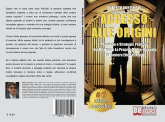 """Libri: """"Accesso Alle Origini"""" di Roberto Continisio rivela come scoprire la propria madre biologica"""