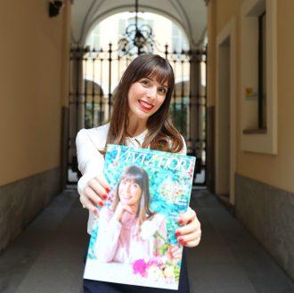 Viviana Grunert annuncia VIVI A FIORI, il Magazine per gli appassionati di home styling