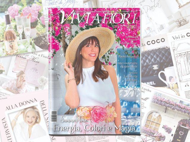 Vivi A Fiori: il salotto floreale dell'Estate 2021 è un inno alle donne che fanno squadra