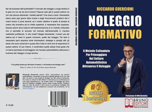 Riccardo Guercioni, Noleggio Formativo: il Bestseller sull'importanza di investire nel noleggio a lungo termine